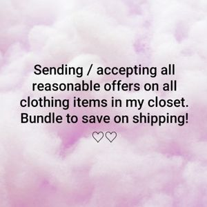 Denim - All reasonable offers considered! ♡